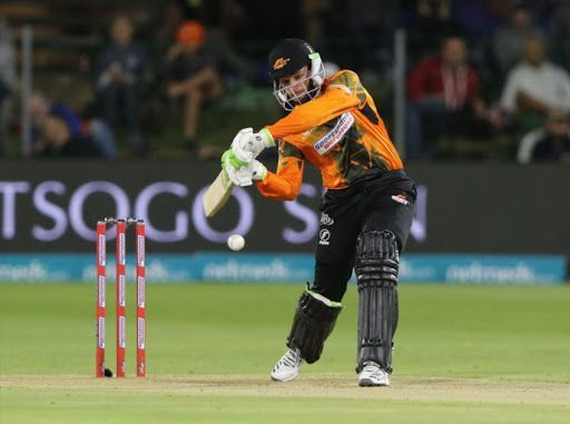 Marco Marais played the perfect support to Ben Dunk taking the Bay Giants home