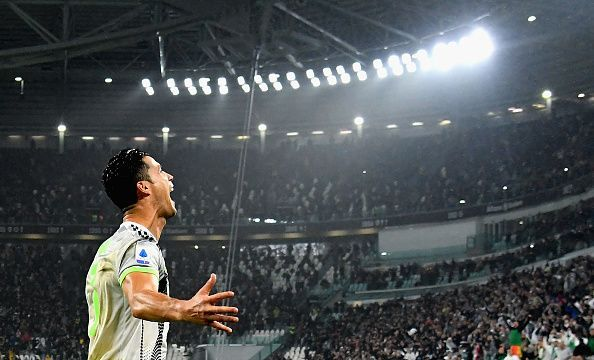 The Juventus ace is now the all-time highest goalscorer in Europe