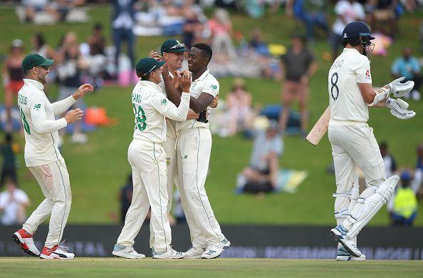दक्षिण अफ्रीका  vs इंग्लैंड
