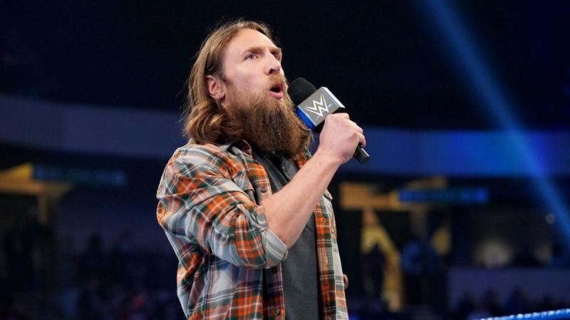 Daniel Bryan lost the WWE Championship at WrestleMania