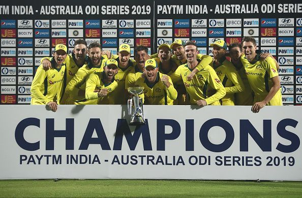 Australia will visit India to play an ODI series in January