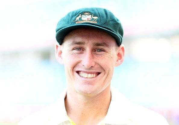 Marnus Labuschagne has been unstoppable at home