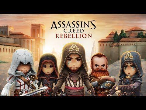 Assassin's Creed Rebellion (Image: Google Play)