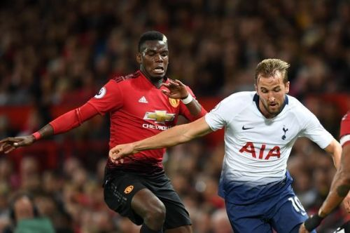 Manchester United and Spurs will face off in the Premier League on Wednesday.