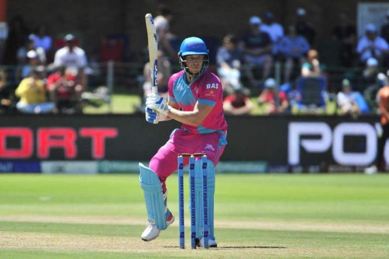 David Miller continues to deliver in the middle order for the Durban Heat