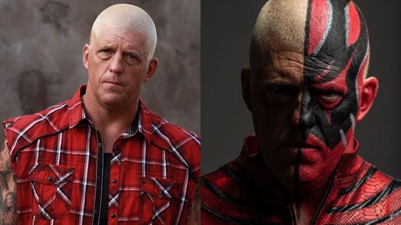 I caught up with the man they now call Dustin Rhodes!