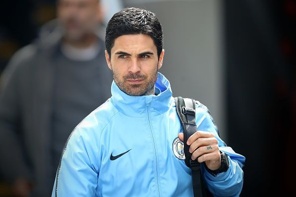 Mikel Arteta has the intellingence and technical knowledge to shine as a tactician.