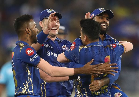 Mumbai Indians is the most successful team in IPL history