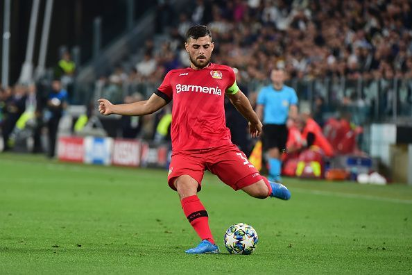 Kevin Volland is reportedly a top target for the Gunners in the January transfer window