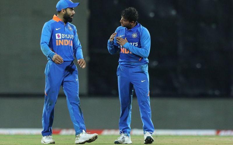 भारतीय टीम को सीरीज के पहले मैच में मिली हार (Photo-Bcci)
