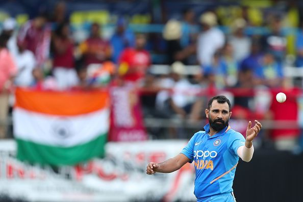 Mohammed Shami would be eager to make a comeback to the shortest format of the game.
