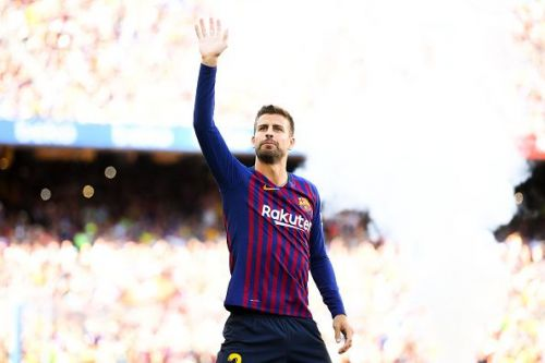 Gerard Pique has been one of the best defenders of this era