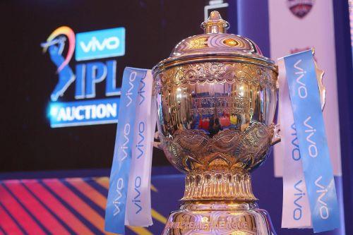 आईपीएल ट्रॉफी (Photo-iplt20.com)
