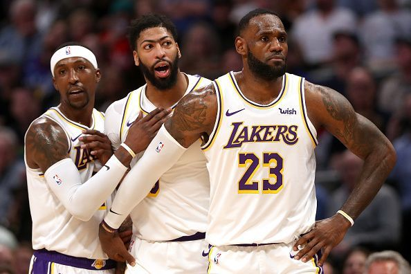 One can only imagine what the future holds for the new-look Lakers