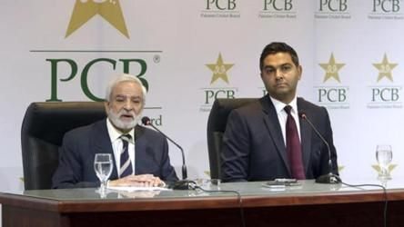 वसीम खान - सीईओ पीसीबी