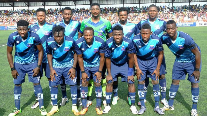 Can Lobi Stars keep their place at the top of the table on Sunday?