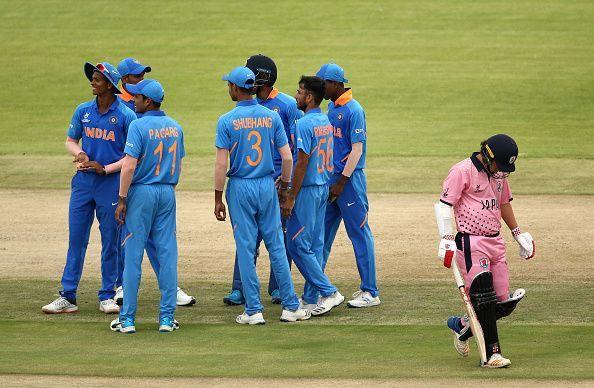 भारत की एकतरफा जीत