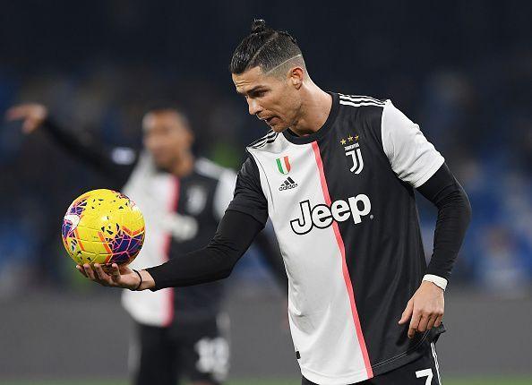Ronaldo continues his good form