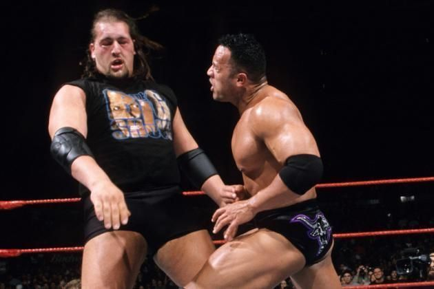 Both The Rock and The Big Show have been Runner ups in the Rumble match