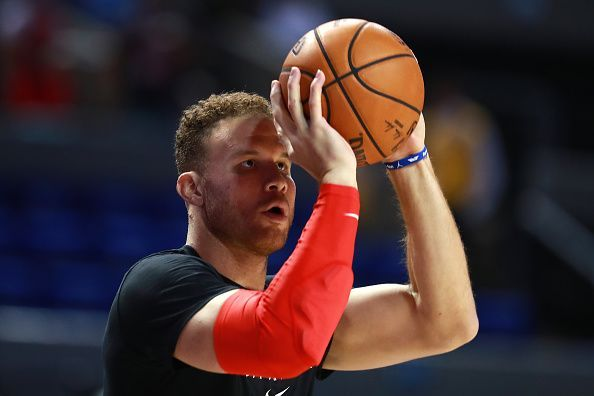 Despite persistent injury struggles, Griffin is averaging a career-low 15.5 points per game so far in 2019-20