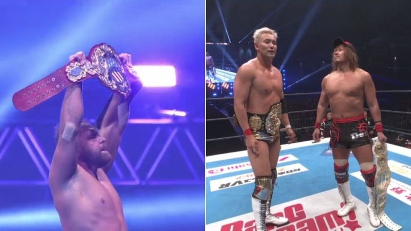 NJPW Wrestle Kingdom 14 Results (Day 1): 4 huge title changes, Okada and Ibushi clash in unbelievable main event