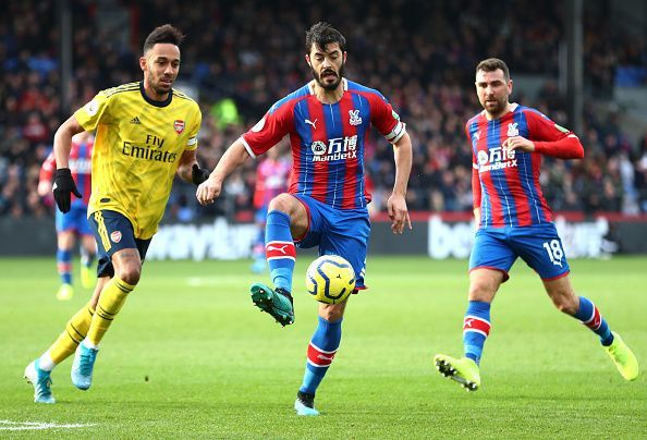 Crystal Palace v Arsenal FC - Premier League