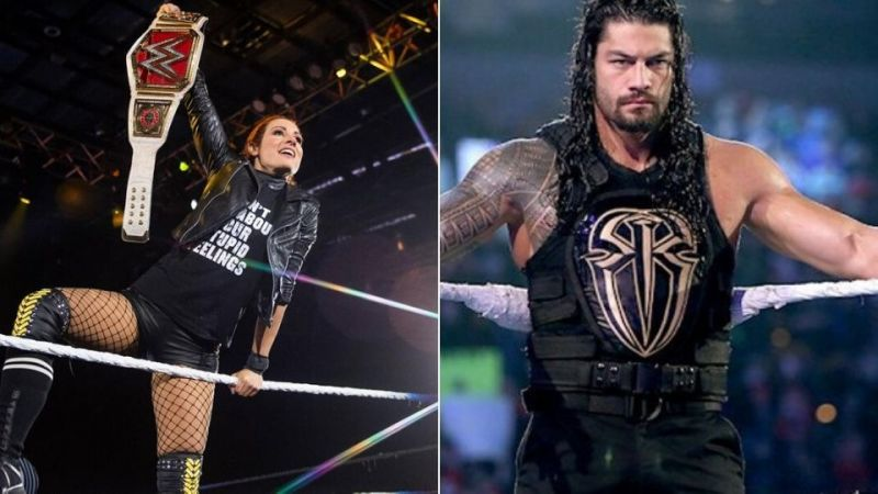 Becky Lynch heaped praise on Roman Reigns in a recent interview