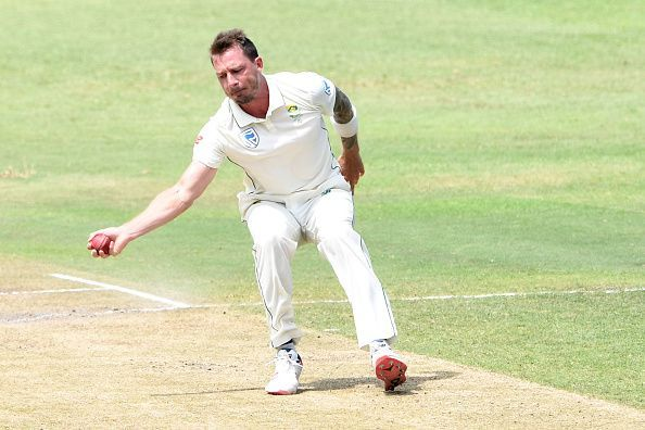 Steyn knows how to give it back, both on and off the field