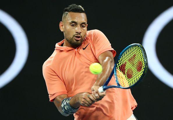 2020 Australian Open - Kyrgios won a five-set thriller against Khachanov
