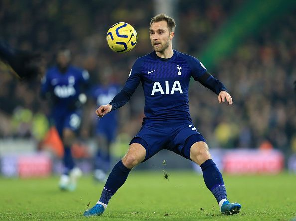 Could Christian Eriksen be on his way to Inter Milan?