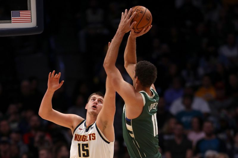 Milwaukee Bucks and Denver Nuggets should be an enticing contest