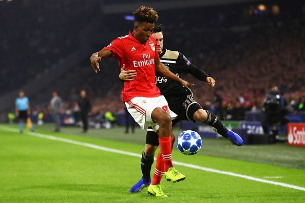 Gedson Fernandes has impressed over the last one year