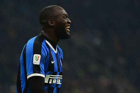 Romelu Lukaku has been in fine form since swapping Manchester United for Inter Milan