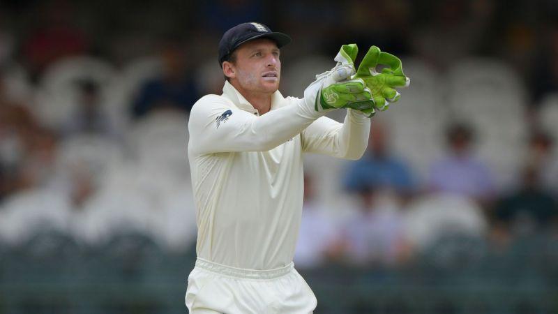 England wicketkeeper-batsman Jos Buttler