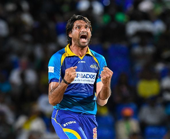 Mohammad Irfan has starred with the ball in this tournament