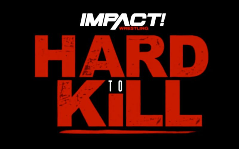 One of IMPACT Wrestling