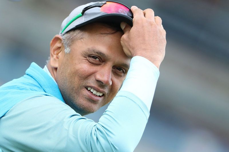 Rahul Dravid has been one of the finest finds in the history of Indian cricket
