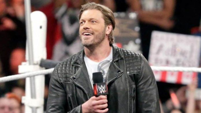 Edge could be looking at a WWE return
