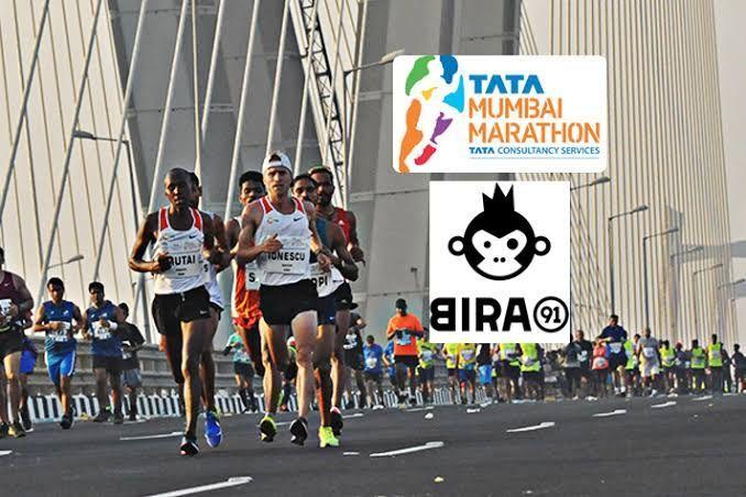 Tata Mumbai Marathon (PC: Twitter)