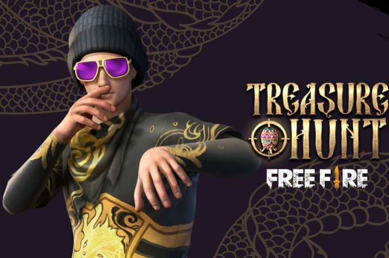Treasure Hunt event is live