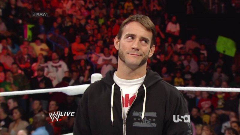 CM Punk doesn