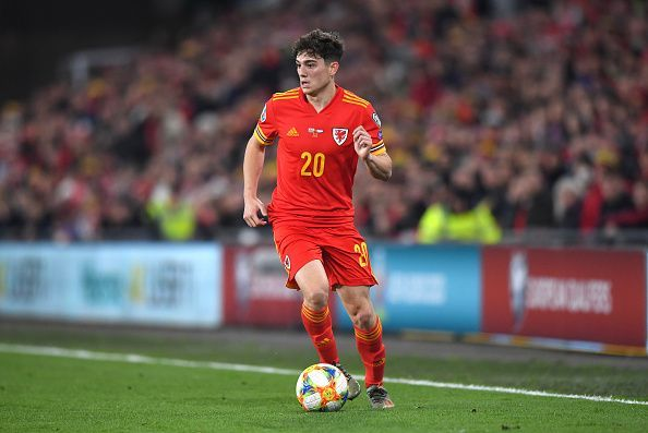 James will have the opportunity to showcase his ability with Wales at EURO 2020