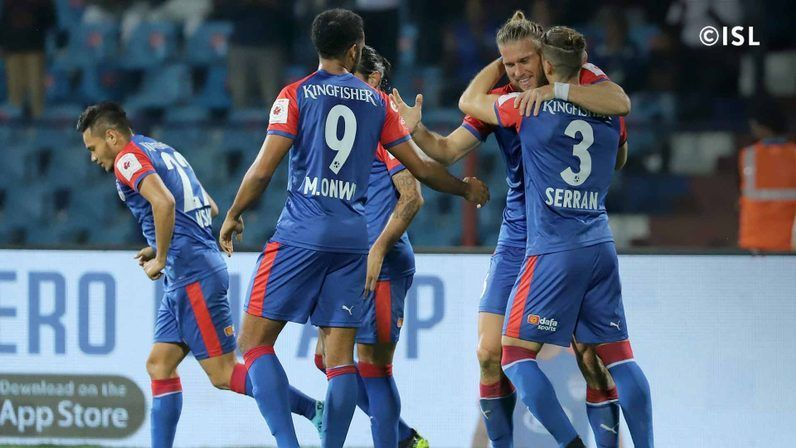 Bengaluru FC posted a convincing victory