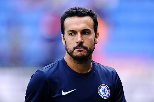 Pedro appears to have reached the end of the road at Stamford Bridge