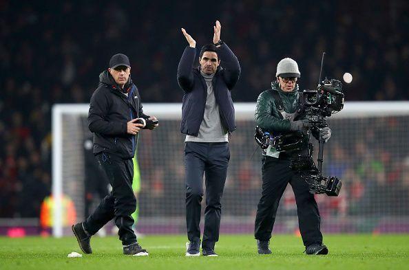How far can Mikel Arteta take Arsenal this year?