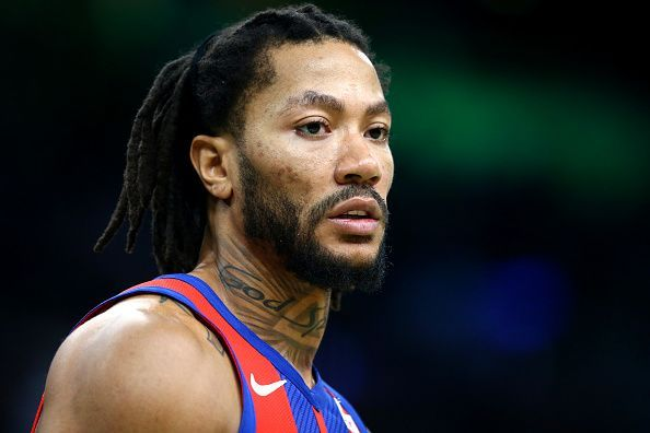 Rose has been linked with a move away from the Pistons