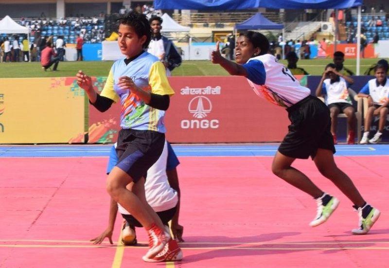 Haryana defender against Kerala