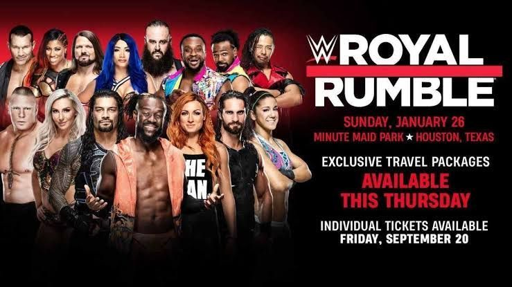 Interesting set of choices (Pic Source: Whatculture / WWE)