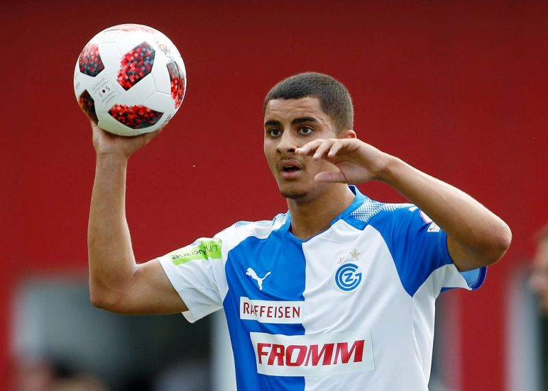Allan Arigoni is considered to be one of the best emerging defenders in Switzerland.