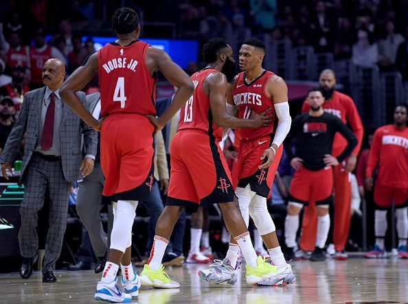 The Houston Rockets will look to maintain their strong start to the season